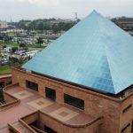 Pirámide de Gobernación de Cundinamarca habría sido construida por extraterrestres