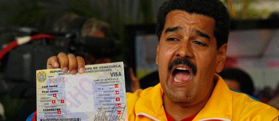 MaduroVisa