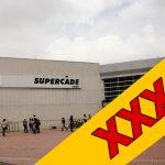 Circula video porno grabado en Supercade