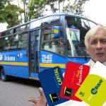 Rodolfo Llinás no entendió cómo funcionan las tarjetas de SITP y TM