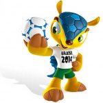 Vergüenza: Armadillo mascota del Mundial es cazado en Neiva