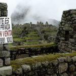 Urbanizador pirata colombiano intentó lotear y vender Machu Picchu