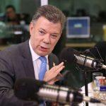 Juan Manuel Santos asegura que si hay paz, se acabarán cantaletas de las mujeres