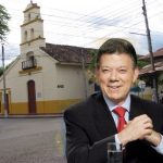 Santos se sorprende al enterarse de que más allá de Anapoima sigue siendo Colombia