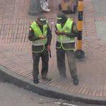 Auxiliares bachilleres se quejan por continuos robos de sus celulares