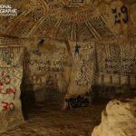 Descuido deja a las ancestrales tumbas de Tierradentro en manos de vándalos y grafiteros