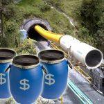 Abandonan obras del túnel de La Línea tras encontrar enterrada guaca de las FARC