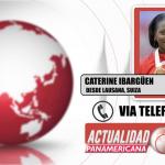 [Video] Caterine Ibargüen participará en el primer mundial de colados en Transmilenio