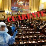 Capitolio en cuarentena tras descubrirse virus de la estupidez