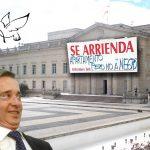 Gobierno alquilará piezas de Casa de Nariño para financiar posconflicto