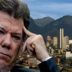 Presidente Santos sufrió «soroche» al regresar a Bogotá