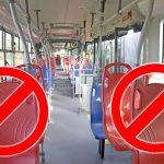 Para comodidad de usuarios, quitarán sillas rojas de Transmilenio