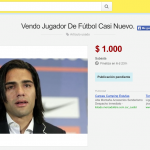 Jorge Mendes habría ofrecido a Falcao en Mercadolibre