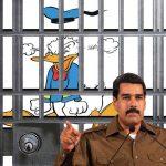 Nicolás Maduro ordena captura de Pato Donald