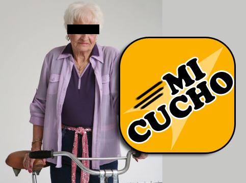 La aplicación Mi cucho alquila ancianos para evitar hacer filas en bancos y lugares públicos.