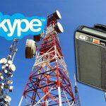 Ante quejas de empresas de beepers, gobierno declara ilegal Skype