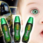 Hijos de taxistas consumidores de bebidas energizantes están naciendo con visión nocturna