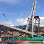 Ruinas de puente peatonal de la 100 son compradas por millonario ruso como obra de arte