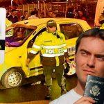 Policía recomienda hacerse pasar por «gringo» para evitar paseos millonarios