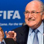«Diles que si te vas tú te los llevas a todos», Pretelt a Blatter