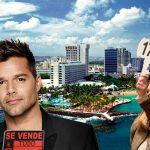 Ante inminente bancarrota, Puerto Rico subastará a Ricky Martin