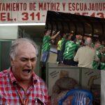 «Pecoso» Castro se descuajó durante celebración