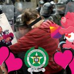Policía lanza el cuerpo «Poli-amoroso»