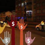 «Policías no piden plata, hacen crowdfunding», General Palomino