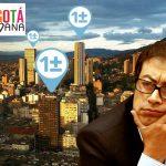 Bogotá: líder mundial en no destacarse en algo