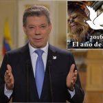 Por inapropiado para el proceso de paz, Santos posterga estreno de La Guerra de las Galaxias