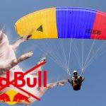 Redbull retira patrocinio a parapentista por tirarse con un cerdo en Antioquia