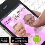 Papa Francisco y Pepe Mujica se unen para lanzar aplicación motivacional