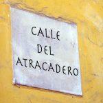 Polémica por nueva «Calle del atracadero» en La Candelaria