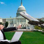 Delegación de Santos salvó, desde ya, el año de la industria turística en Washington
