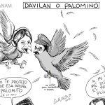 Caricatura: Especies en vía de extinción