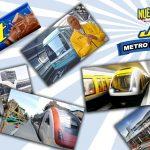 'Renders' del metro de Bogotá ahora saldrán en las chocolatinas Jet