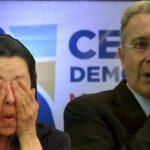 Lina Moreno se declara en «resistencia civil» ante chocheras de Uribe