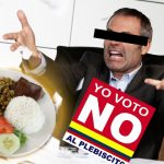 «Si no me cambian arroz por maduro, voto 'no' al plebiscito»: Ejecutivo bogotano