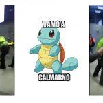 «Creímos que eran pokemones»: Policías que golpearon camarógrafo