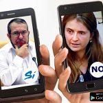 PlebisCitas: La nueva App que permite encontrar pareja según voto por la paz