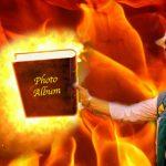 Vargas Lleras quema álbum de la abuela por sospecha de foto con Kiko Gómez