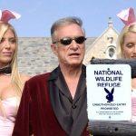 Trump declara mansión Playboy reserva nacional natural