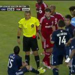 Futbolistas latinos de la MLS serán deportados si cometen faltas