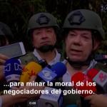 PRIMICIA: Los secretos del proceso de paz que revelará Maduro