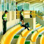 «Sin policía en los estadios, caería en picada la asistencia», Dimayor