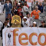 Fecode prepara «la marcha de los perros»