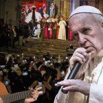 Padre Chucho será telonero del Papa Francisco en su gira por Colombia