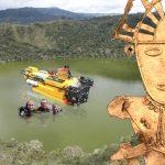 Tras éxito con el Galeón San José Gobierno apunta a tesoros de la laguna de Guatavita