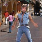 Visita de Chuck Norris a Cartagena deja sin herencia a sus hijos y nietos