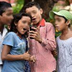 En jardines infantiles niños ahora pelean con trending topics